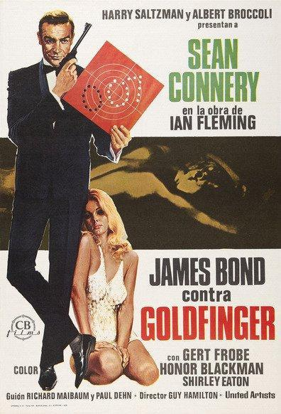 JAMES BOND CONTRA GOLDFINGER (1964) [BLURAY 720P X264 MKV][AC3 5.1 CASTELLANO] torrent